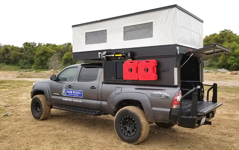 2019 Four Wheel Pop Campers Nor Cal Owner's Rally